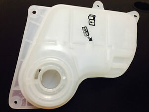 Vw Audi Engine Coolant Expansion Tank With Level Sensor Oem Behr New 8d0121403l