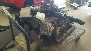1984 Chevrolet Corvette Engine 8 350 5 7l Vin 8 8th Digit 84 16h0775