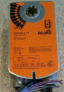 Belimo Fslf120 s Actuator New Fast Shipping