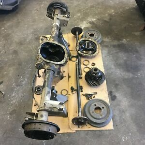 1987 1993 Oem Ford Mustang 5 0 8 8 Rear End Differential 28 Spline 2 73 neb kx3