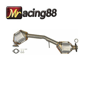 99 06 Impreza Baja Legacy Forester Outback 9 2x Exhaust Catalytic Converter New