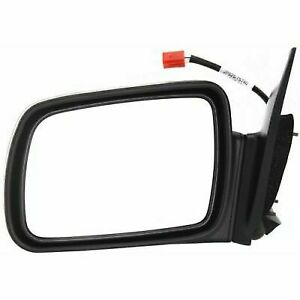 For 1993 1995 Jeep Grand Cherokee Laredo Lh Left Driver Mirror Power Textured
