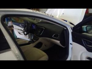 Automatic Transmission 15 Chrysler 200 With Auto Engine Stop Start 976966
