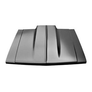 Proefx Accessories C1081v3 Steel Cowl Induction Hood For 81 87 Chevy Gmc Truck
