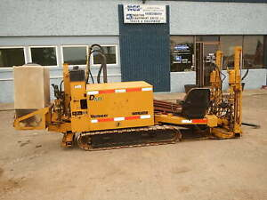 1997 Vermeer 7x11a Directional Drill Boring Hdd