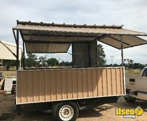 8 X 10 Food Concession Trailer For Sale In Texas