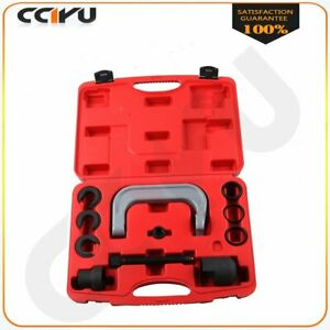 11 Pcs Upper Control Arm Bushing Service Tool Set For Ford Gm Chrysler