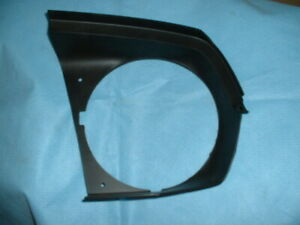 Nos 1971 Amc Javelin 71 72 73 74 Amx Right Head Light Door Bezel