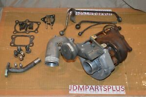 Jdm Nissan Skyline Rb25 R33 Turbocharger 45v1 Series 1 Turbo Oem
