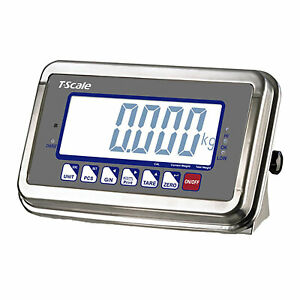 T scale Digital Washdown Weighing Indicator Ntep