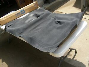 Nos Oem Ford 1960 1961 Falcon Rubber Floor Mat Front