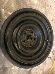 1969 Ford Mustang Boss 302 429 Shelby Gt350 Gt500 Mach 1 Space Saver Spare Tire