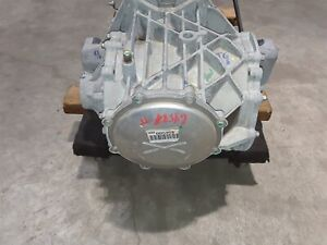 06 13 Corvette C6 Rear End Getrag Differential 2 56 Gear Ratio Aa6458