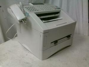 Brother 4100e Intellifax Plain Paper Laser Fax copier Ppf4100e