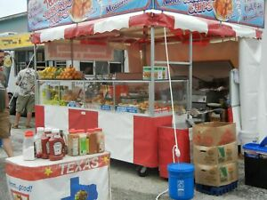 2011 Food Concession Stand With Homesteader Trailer For Sale In New York