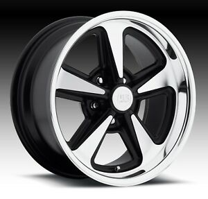 Cpp Us Mags U109 Bandit Wheels 18x8 18x9 Fits Chevy Impala Chevelle Ss