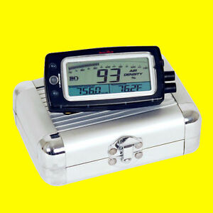 Longacre Digital Air Density Gauge 70 Percent To 130 Percent Carb Jetting