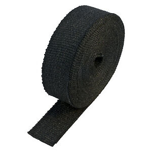 Heatshield Products 322051 Black Exhaust Header Wrap 2in X 50ft Kit
