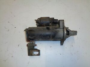 Chrysler Maserati Tc Starter Motor 2 2 Turbo 1989 1990