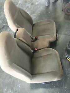 2002 Ford Ranger Front Seat From 4 08 02 Super Cab Bench 60 40 Manual