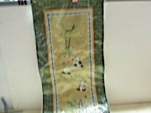 18 X 11 1 2 Chinese Style Table Scarf