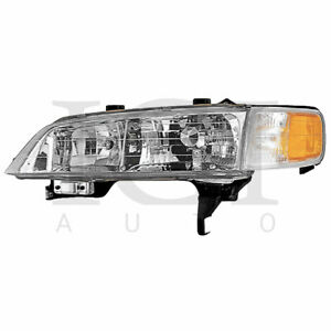 For 1994 1997 Honda Accord Left Driver Side Head Lamp Headlight