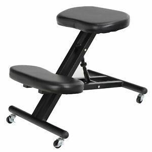 Ergonomic Kneeling Chair Comfortable Ergonomically Stool Knee Relieve Stress