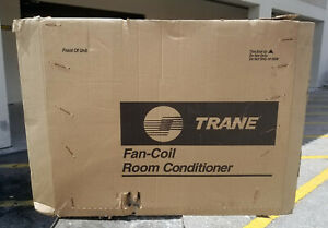 Factory Sealed New Trane Fan Coil Cooling Room Conditioner Model Fcdb0301ca