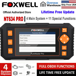 Obd2 Automotive Code Scanner Abs Srs At Epb Oil Dpf Reset 11 Special Functions