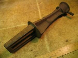 Vintage Peck Stow Wilcox Pexto Tool Post For Crimper Bead Roller