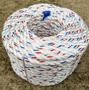 5 8 X 150 Arborist Bull Rope Tree Rigging Line Utility Rope Free Shipping
