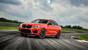 2020 BMW X4 M Competition Auto Car Art Silk Wall Poster Print 24x36quot; $19.99