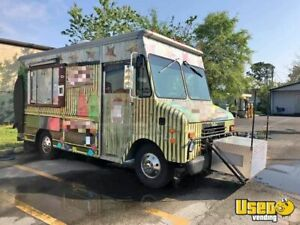 Chevy Curbmaster Used Shave Ice Truck For Sale In Florida