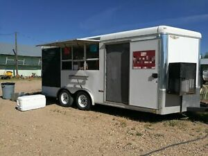 2013 8 X 18 Mobile Kitchen Food Concession Trailer For Sale In Colorado