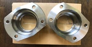 Ford 9 Inch Big Bearing Axle Ends 3 8 Bolts New Style Torino Late Ford Ends