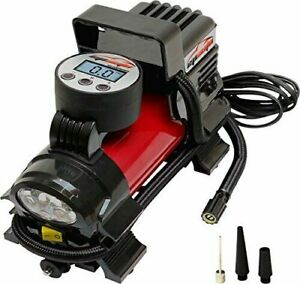 Epauto 120w Portable Tire Inflator air Compressor