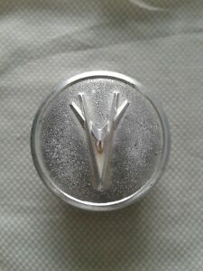 1954 1955 1956 1957 Dodge Town Panel Pick Up Truck Steering Wheel Horn Button