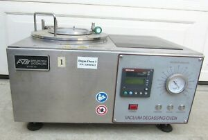 Ats Applied Test Systems Vacuum Degassing Oven 12 8463 6 12