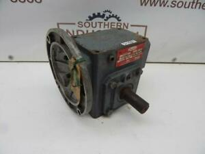 Dayton 4z008b Ratio 60 1 Hp in Output 29 Torque 641in lbs Speed Reducer