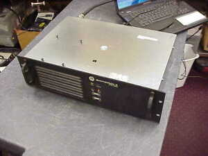 Motorola Xpr8400 Vhf 136 174mhz 48w Trbo Repeater Tested Calibrated