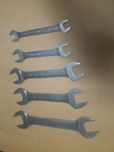 Snap On Low Torque Wrench Set 3 4 1 5 8 5 Wrench Lot
