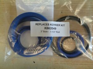 K662049 Replacement Seal Kit For Koyker Cylinder With 3 0 Bore
