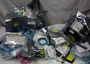 Half Pound Of Electronic Components From Lot Of Active Passive Ics Dsp Etc