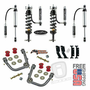 Radflo 2 5 Shocks W Res Total Chaos Mid Travel Kit Tacoma 2005