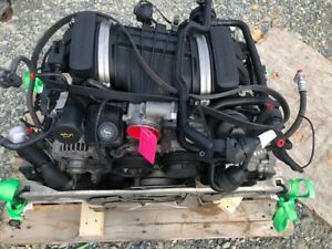 09 10 11 12 Porsche 997 S 3 8 Complete Engine Motor Assembly 54k 997 2 Dfi