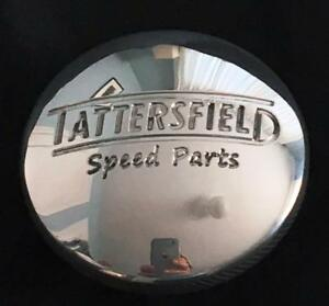 Tattersfield Polished Shift Knob Gearshift Hot Rod Flathead Speed Parts