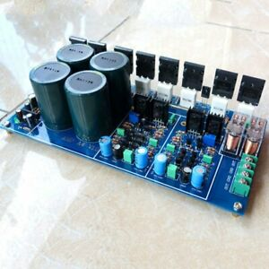 1pcs A4 300w 300w Fully Symmetric Differential High Power Amplifier Board Kit Zg