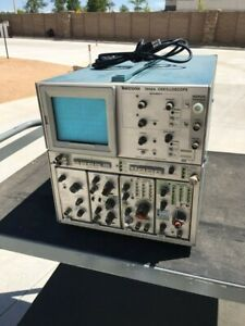 Tektronix 7904a Oscilloscope Vintage Electronic Equipment Used