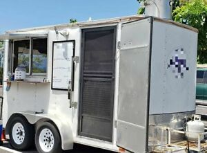 2013 Pace Food Concession Trailer For Sale In Hawaii