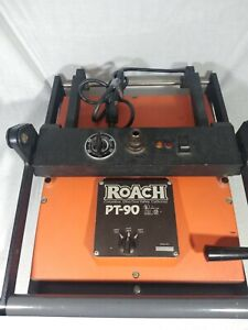 Vintage Roach Pt 90 Heat Transfer Press Machine For Screenprinting Untested